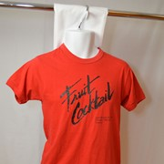 Cover image of Fruit Cocktail April 24 and 25, 1983. Ryerson Theatre, Toronto. T Shirt.