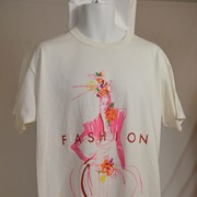 Cover image of Fashion Blooms. T Shirt.